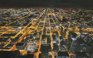 Metropolis - olio su tela - 140x100 - 2013